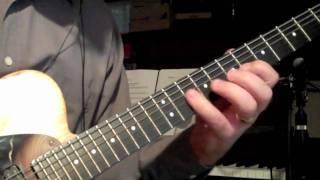 "New Standard Tuning (NST) on Guitar (Teleberger ""jazzCittern"")"
