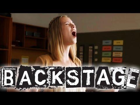 BACKSTAGE - Aviva Mongillo: The Beating of Your Heart   Disney Channel Songs