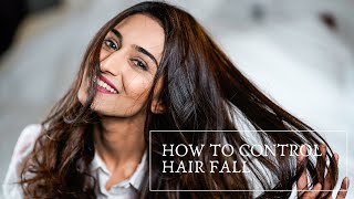 How to control hair fall and grow your hair faster with onion hair mask | Erica Fernandes |