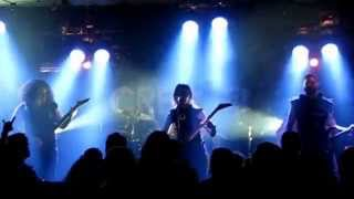 CRESCENT - Intro + An Ode to Qadish - Live at Inferno Metal Festival - Norway - 2015 [Bootleg]