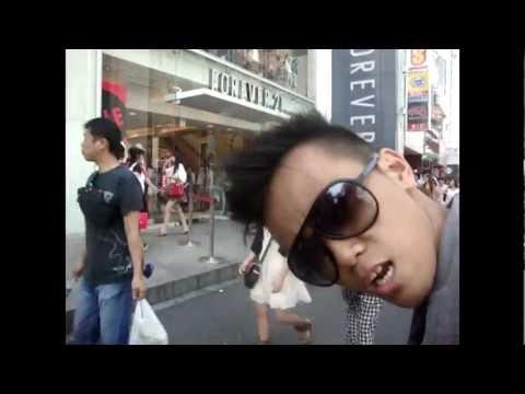 Billyhayson - KOMBAWA! Japan (BioSci 08-12)