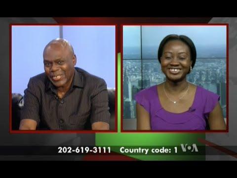 Voice of America Interviews SaharaTV