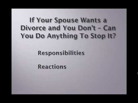 stop divorce and save your relationship