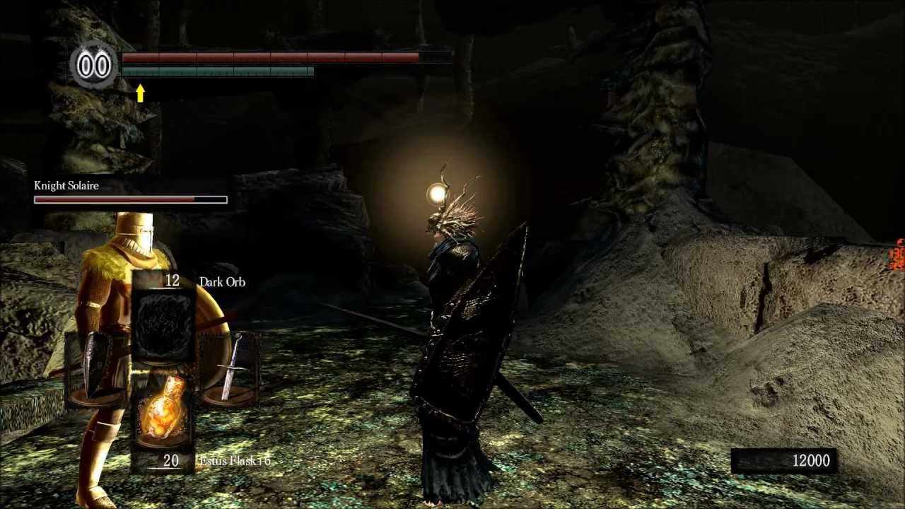 Dark Souls 2 Review Not The End: Gwyn, Solaire, Link Ending