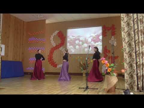 8 марта 2018 Суражский педагогический колледж им.А.С. Пушкина