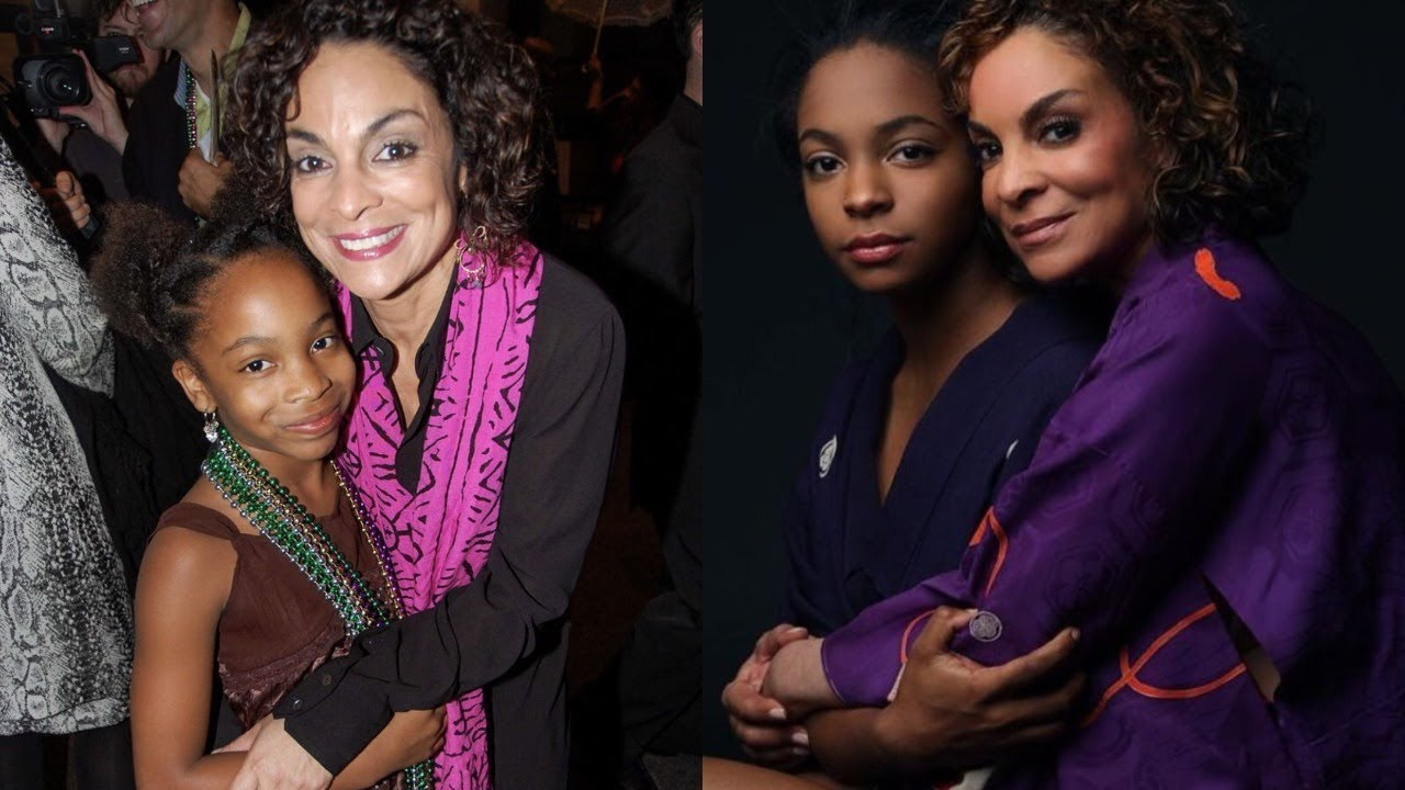 """Jasmine Guy's Daughter """"Imani"""" Is All Grown Up, Look What ..."""