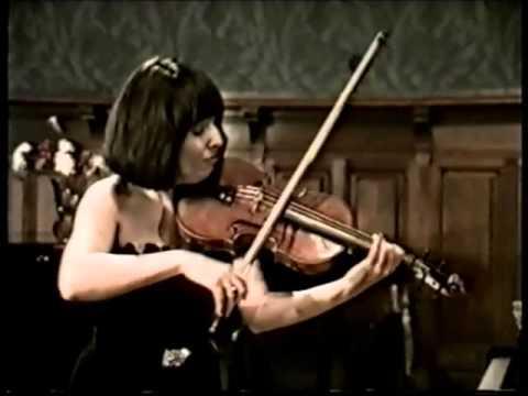 Ysaye, Sonata, Ballade No 3 for Violin Solo, Rimma Sushanskaya