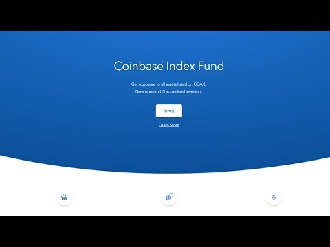 Introducing the Coinbase Index Fund