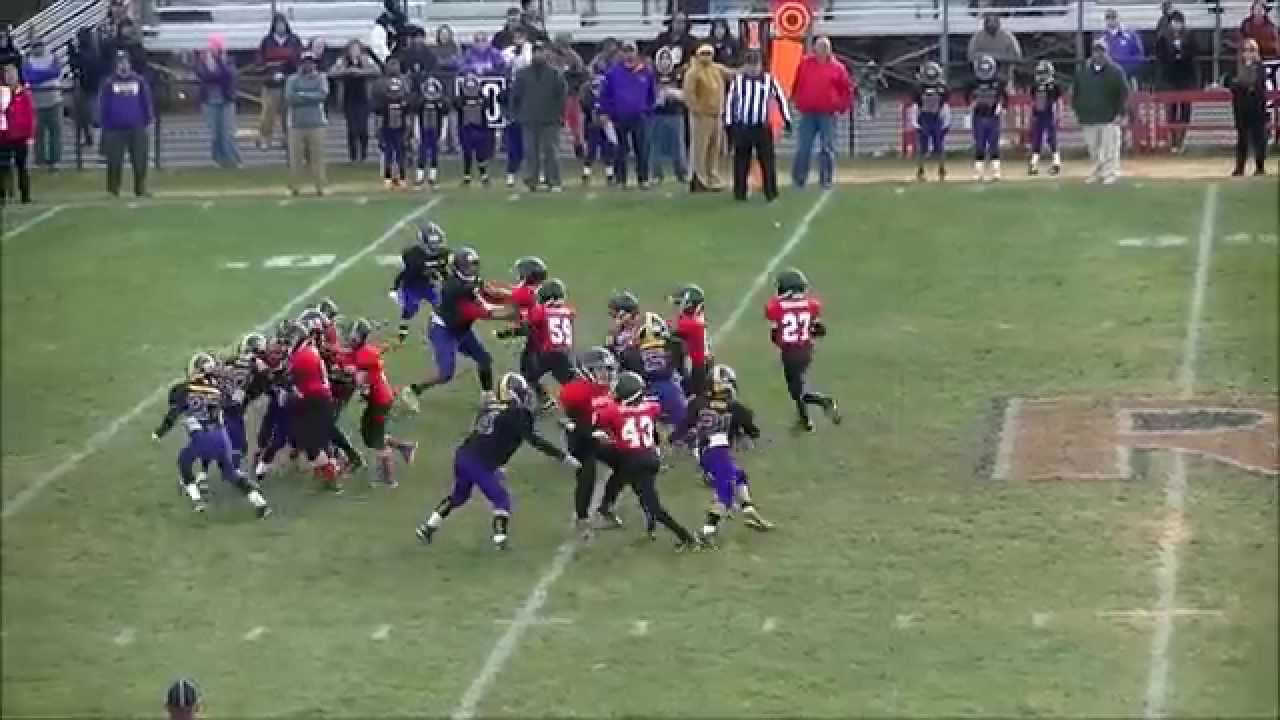292dacc129a Riverheads vs Waynesboro Midgets Superbowl 2014 - YouTube