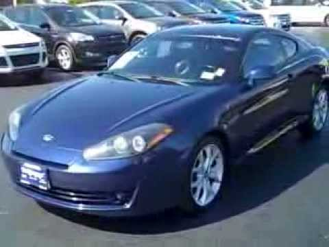 Delightful 2007 Hyundai Tiburon GT V6 Review   Stock # 485901   Schimmer Of Peru