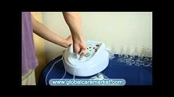 How to Use Body Shapping Vacuum Therapy Machine from Globalcaremarket.com