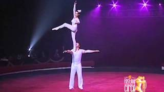 "China National Acrobatic Ballet Troupe  - 12th International Circus Festival ""City of Latina"""