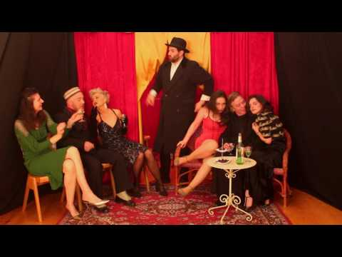 March 12th 2017, The Disorientalists @ Roter Salon / Berlin - TRAILER