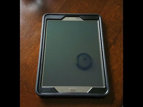 size 40 270fe 8f5c0 Otterbox Defender For Samsung Galaxy Tab S2 9.7 Unboxing And Review