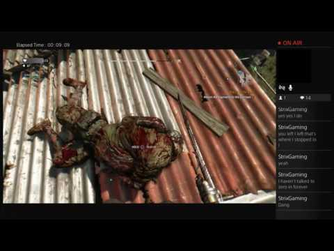 Dying Light with CMC the Gamer