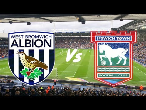 West Brom vs Ipswich Town 9th March 2019 (MATCH DAY VLOG)