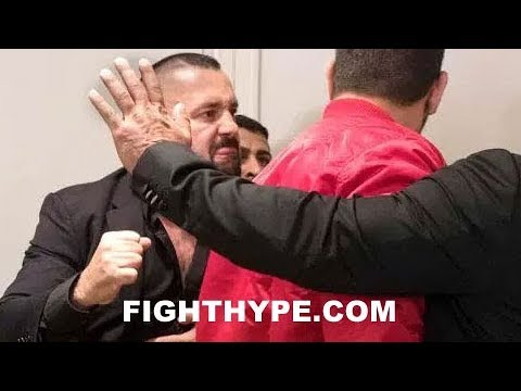 2nd-angle-yildirim-s-manager-loses-it-restrained-after-going-after-team-eubank-jr-don-t-laugh
