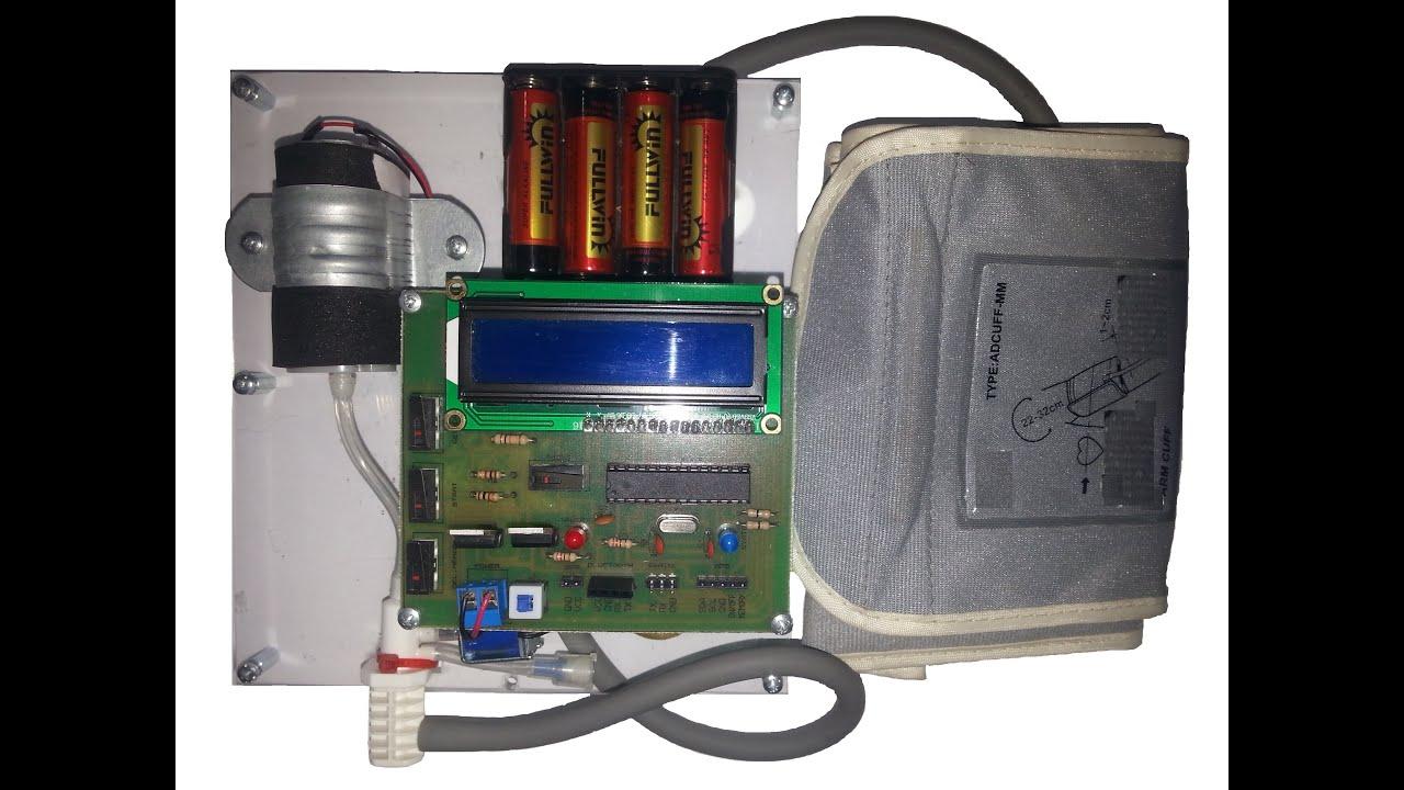 Blood Pressure Sensor Module