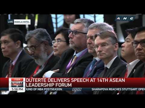 Duterte pushes for increased ASEAN awareness