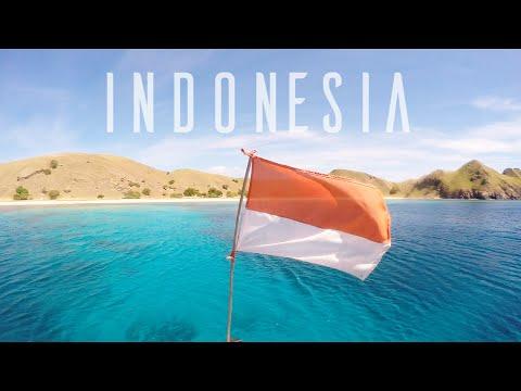GoPro HERO 4 l TRAVELING AMAZING INDONESIA! l 2015