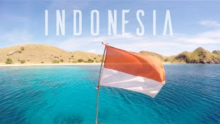 GoPro HERO 4 l TRAVELING AMAZING INDONESIA! l 2015