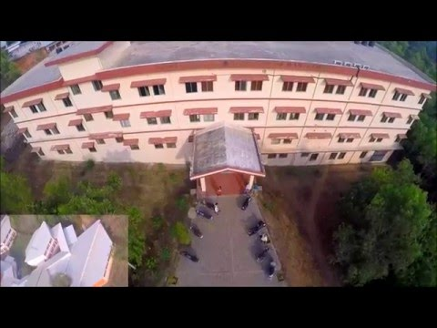 Aerial view and Photography of Mangalore University
