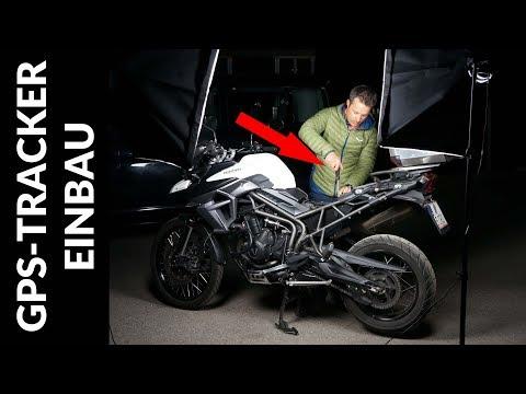 gps ortung motorrad diebstahl