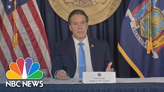 Cuomo: Hospital Capacity 'The Top Concern' In New York's Latest Covid Battle | NBC News NOW