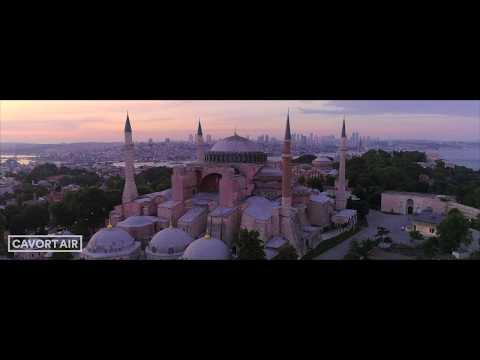 Aerial Istanbul | 4K with CAVORT AIR