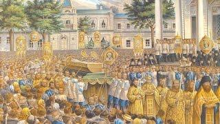 Будни монаха Глеба  ч.16  Слово в день памяти обретения мощей прп Серафима Саровского