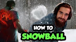 gripex - HOW TO SNOWBALL WITH LEE SIN