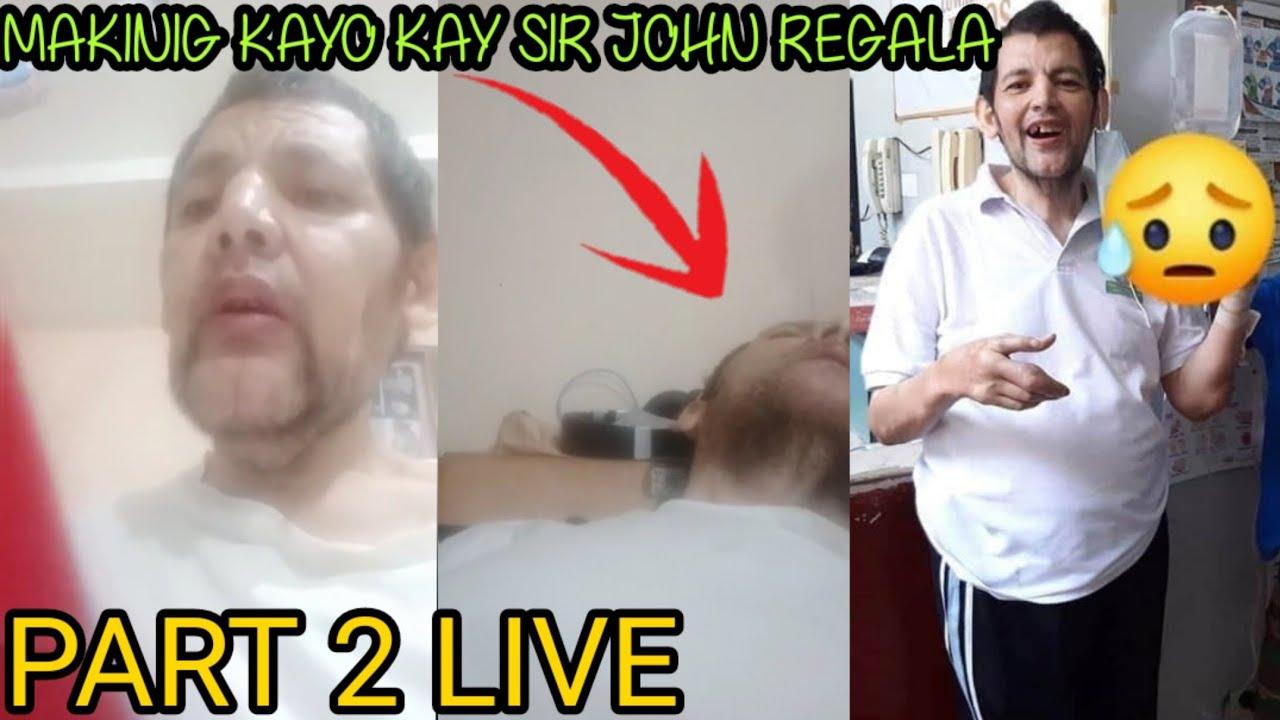 JOHN REGALA, kinaawaan sa LIVE VIDEO matapos SINAPIT ULIT ANG MATINDING SAKIT! ang MENSAHE ni John !