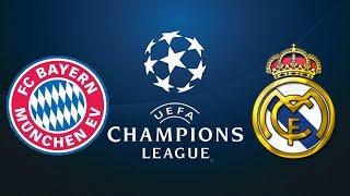 Прогноз Бавария - Реал Мадрид. Полуфинал Лиги Чемпионов 25.04.2018