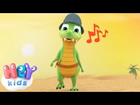 IL COCCODRILLO  - Canzoni Per Bambini