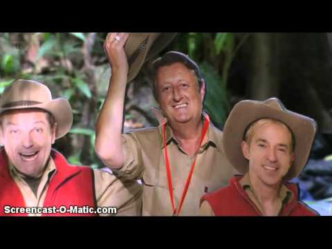 Ashley Roberts gets her Jungle Awards - I'm A Celebrity...Get Me Out Of Here 2012
