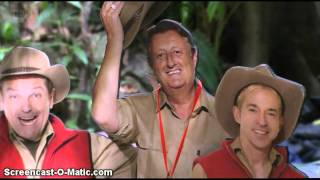 Ashley Roberts gets her Jungle Awards - I