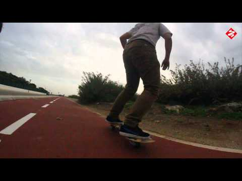 Street Surfing - The Wave Rider