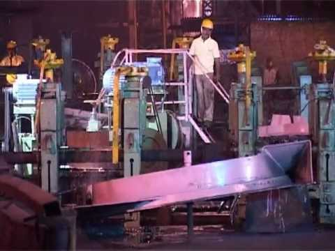 manufacturing process of steel bars pdf
