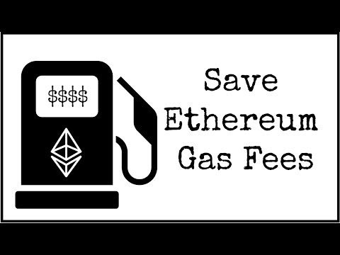 How To Save on Ethereum Gas Fees