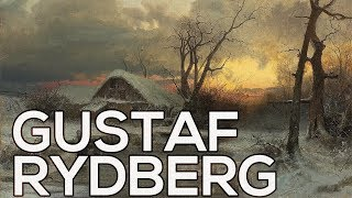 Gustaf Rydberg: A collection of 41 paintings (HD)