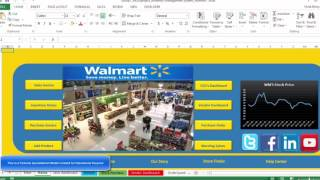 Inventory management Introduction and Home Page and Live chart