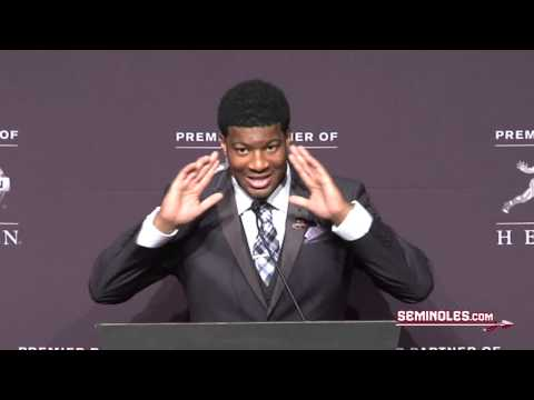 Jameis Winston Interview: Heisman 2013