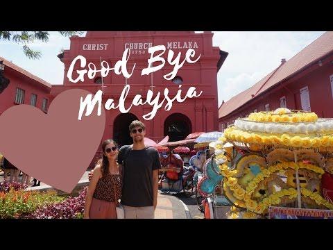 Last day in Malaysia/Exploring Melaka