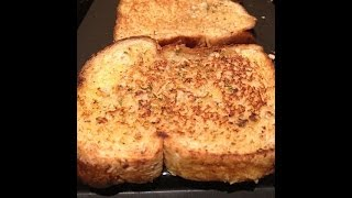The Best And Easy Garlic Bread Spread Recipe