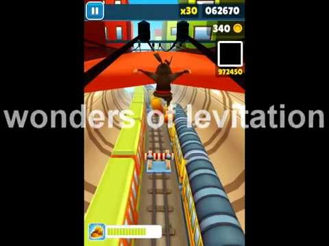Image result for Subway Surfers - Funny Glitch!!Wonders of Levitation!!Чудеса Левитации!!