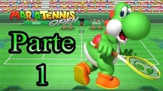 Let's Play: Mario Tennis Open - Parte 1