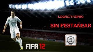 "FIFA 12 | Trofeo/Logro ""Sin pestañear"""