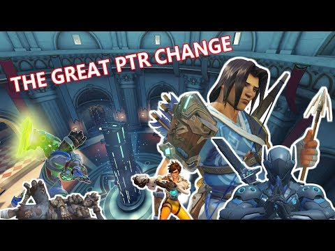 THE GREAT PTR CHANGE!!!!