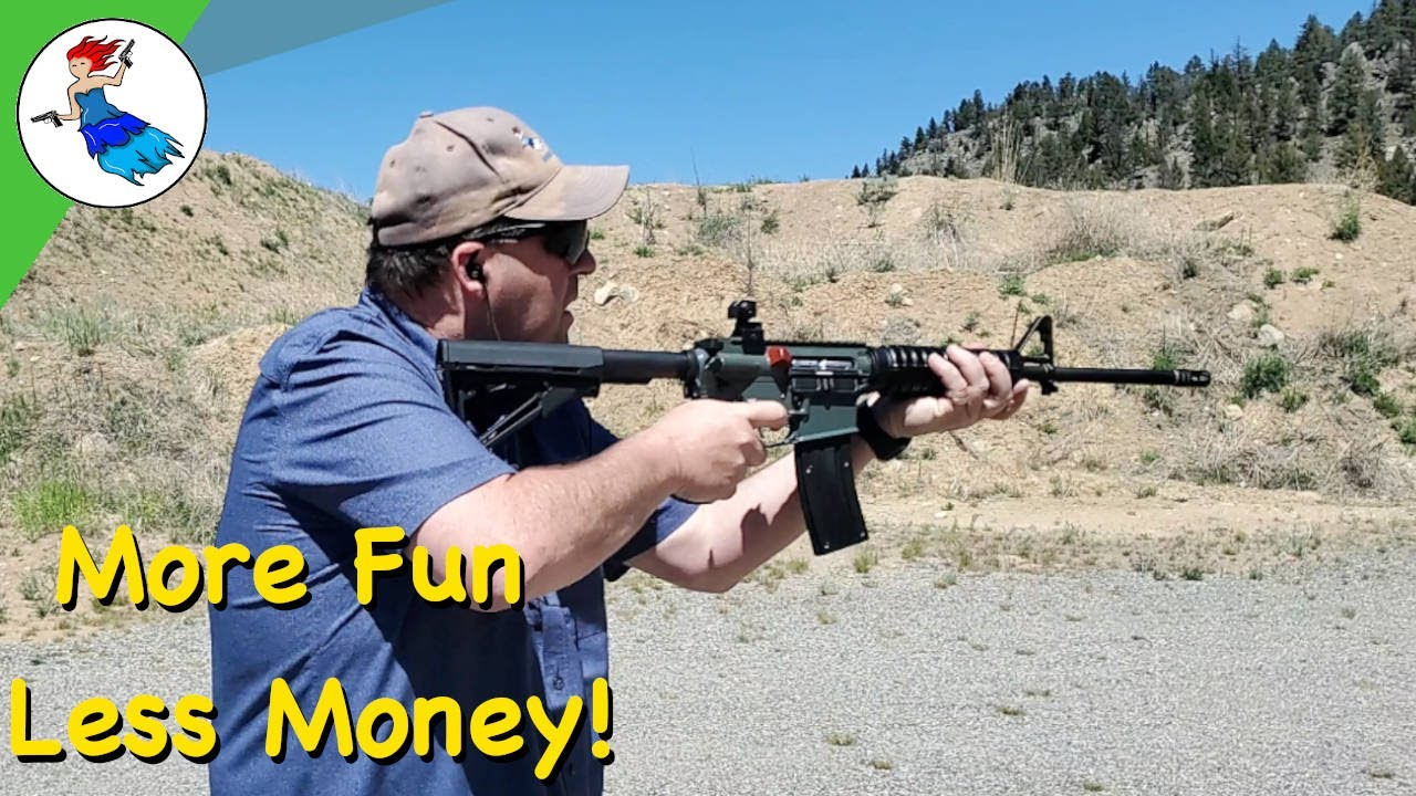 CMMG 22 Conversion Kit for the AR 15 // Taking the CMMG Bravo Kit to the range