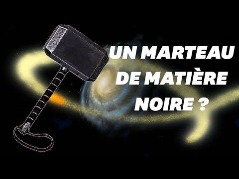 Il y aurait un trou dans la galaxie à cause de la matière noire